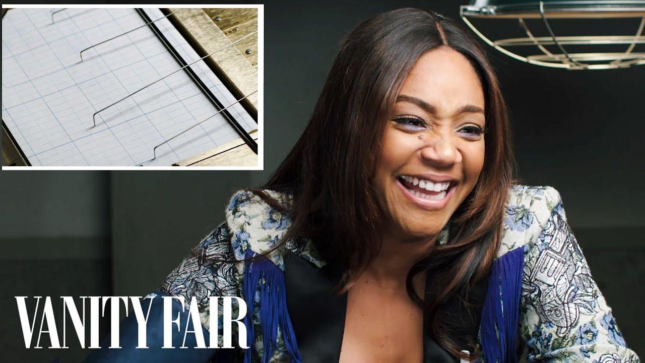 Download Tiffany Haddish Takes a Lie Detector Test | Vanity Fair