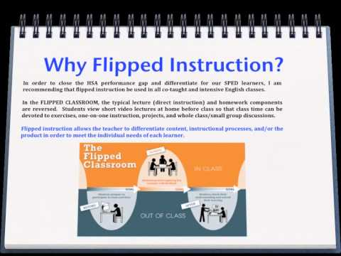Flipped Instruction Differentiation To Support All Learners Youtube