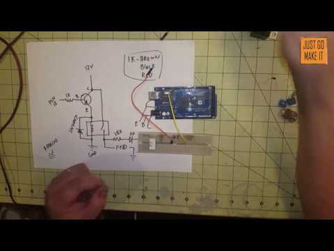 Pt. 4 Alternator to Brushless Motor Conversion 2.0, Electronics