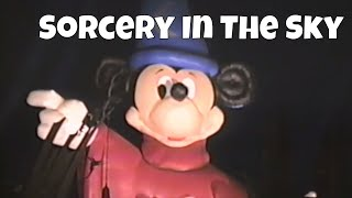 EXTINCT: Sorcery In The Sky - Disney MGM Studios - Disney World's 20th Birthday