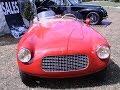 1951 Fiat Stanga Barchetta Red AmeliaIsland031017
