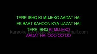ijazat karaoke one night stand full karaoke video lyrics