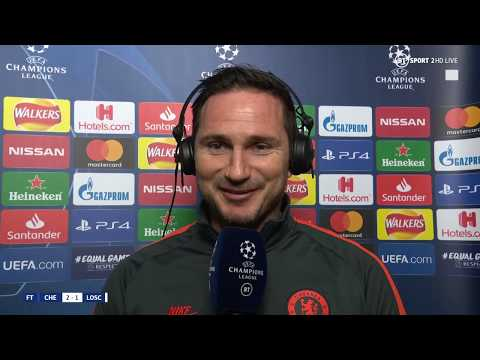 Frank Lampard Hints At Strengthening Attacking Areas With Chelsea Progressing In Champions League