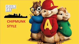 Chipmunks - Boulevard of broken dreams ( I walk a lonely Road )