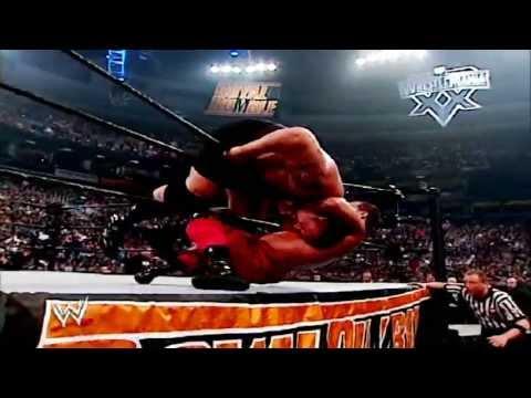 Hen - The Rabid Wolverine(Chris Benoit Tribute)