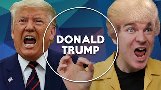 Vzestup a pád Donalda Trumpa | KOVY