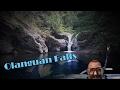 Olanguan Falls i Binduyan, Palawan - FIlippinerna