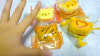Shop Update #18 - Rilakkuma Hamburgers and Sweets! Thumbnail
