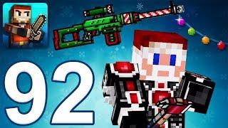 Pixel Gun 3D - Gameplay Walkthrough Part 92 - Christmas Event, Elf