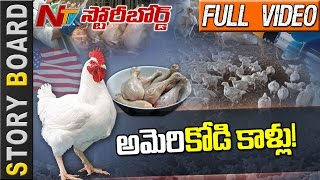 US Chicken Strategy On India #PoultryLoss #ChikenLegsExport - Story Board - NTV