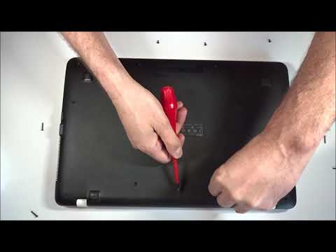 how-to-open-an-asus-laptop---model-f751m