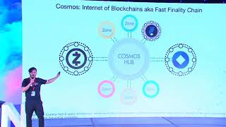 Jae Kwon -Cosmos  Internet of Blockchains