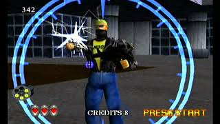Virtua Cop 2 , Sega Smash Pack , Sega Dreamcast