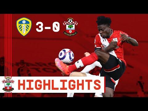 90-SECOND HIGHLIGHTS: Leeds United 3-0 Southampton | Premier League