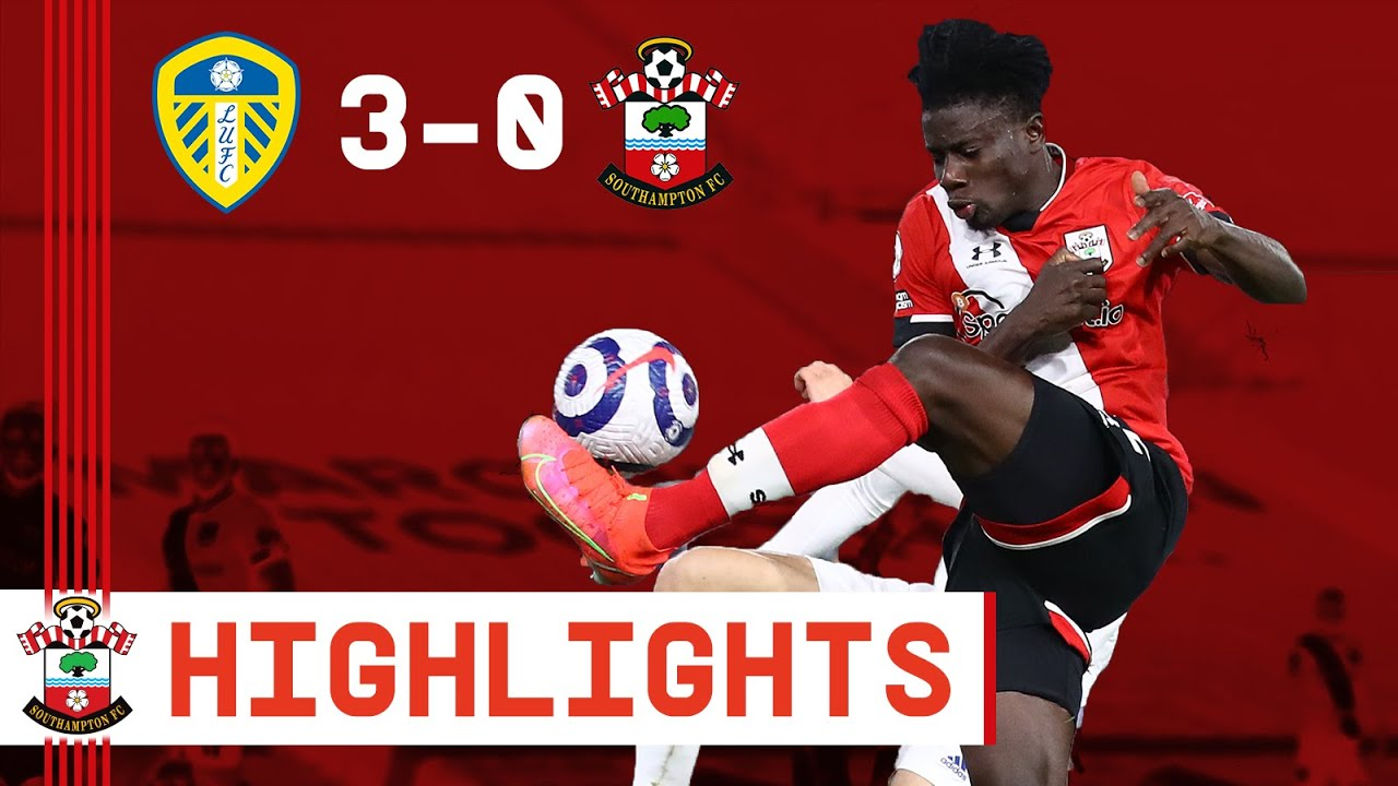 90-SECOND HIGHLIGHTS: Leeds United 3-0 Southampton | Premier League
