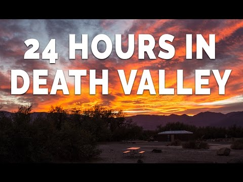 Death Valley In 24 Hours: Exploring The Park's Best Hikes, Views & Photography Points