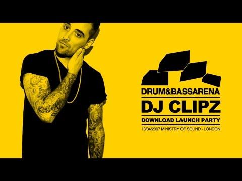 DJ Clipz - Drum & Bass Arena Download Launch Party - 13/04/07 (Full Set) 2007 RARE