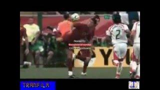 cristiano ronaldo las mejores jugadas del mundo (TRANFILM)