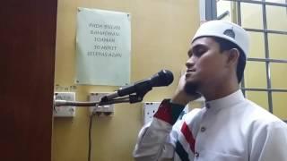 Azan Bayati Husaini | Ustaz Mohd Fahmi Asraf Bin Razali | Surau Al Ansar Taman Sri Rampai