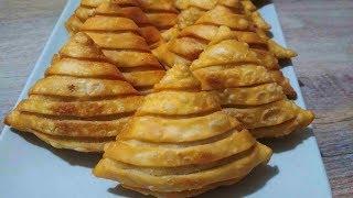 Самоса По-Индийски! Изумительно Вкусно!!! Samassa more Indian