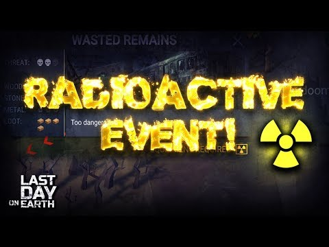 LEAKED RADIOACTIVE FALLOUT EVENT UPDATE 1.7 ? - Last Day On Earth: Survival