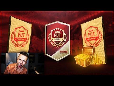 FIFA 18: ELITE Rewards Pack Opening + Weekend League Vorbereitung 🔥🔥