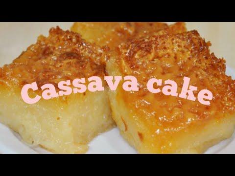how-to-make-cassava-cake- -holiday-recipe