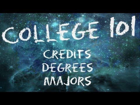Col Credits Degrees And Majors