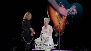 Pink - Time After Time (Cover) Legendado em PT-BR