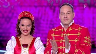 Pachmann Péter és Péter Szabó Szilvia: Szép város Kolozsvár - tv2.hu/anagyduett