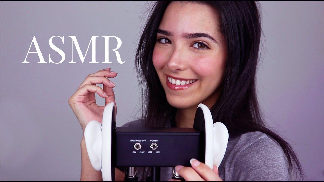ASMR Ear Tingles Heaven! (Ear Massage, Ear scratching, Ear brushing, Tingly gloves on ears...)