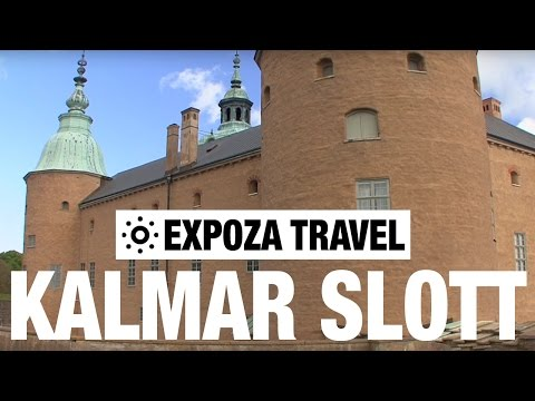 Kalmar Slott (Sweden) Vacation Travel Video Guide