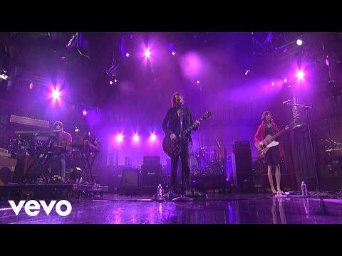 Silversun Pickups - Royal We (Live on Letterman)