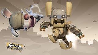 Rayman Raving Rabbids 2   Episode 9 Greatest Hits Wii   ZigZAg Kids HD