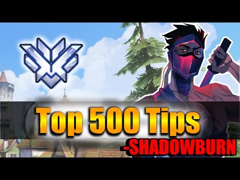 How GRANDMASTER Genji Players DESTROY In COMPETITIVE - Overwatch Top 500 PRO Tricks | Shadowburn VOD