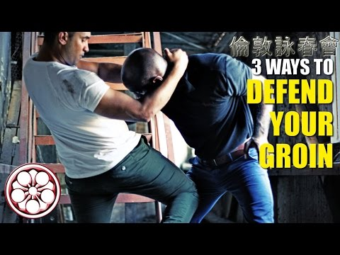 3 BEST Ways to Fight INTIMIDATION & KNEES to the Groin