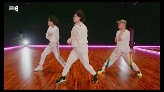 Download BTS 'Butter' (Megan thee stallion) Remix Dance practice Mirrored