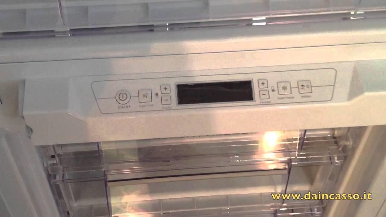 frigorifero Hotpoint Combinato - YouTube