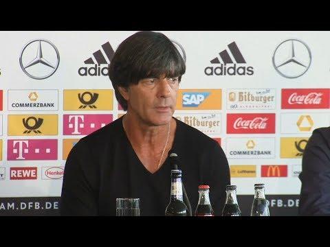 'I am full of rage': Germany football coach Joachim Low condemns fan Nazi chants