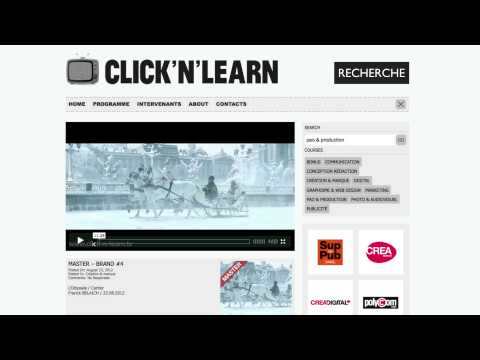 Click'n'Learn - Interactive E-learning Platform