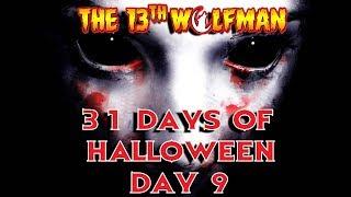 31 Days of Halloween Day 9