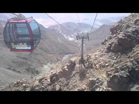 Cable Car Experience - TAIF Saudi Arabia