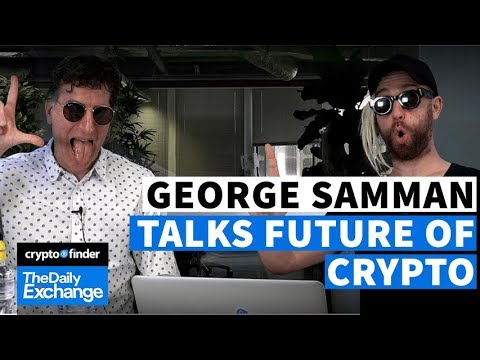 George Samman Talks Future Of Protocols, Stablecoins And Privacy Coins