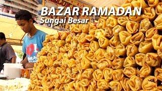Jom Singgah Bazaar ramadhan Sg Besar, Sabak Bernam.