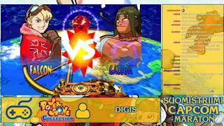 Capcom -maraton 14.5. - 16.9.2018 | Power Stone Collection | DigitalExecuter
