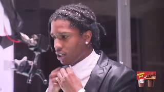 "A$AP ROCKY - TESTING PRESENTATION | FULL ""LAB RAT"" LIVE PERFOMANCE"