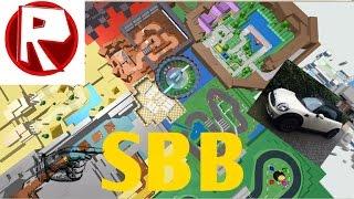 ROBLOX Super Blocky Ball:SBB
