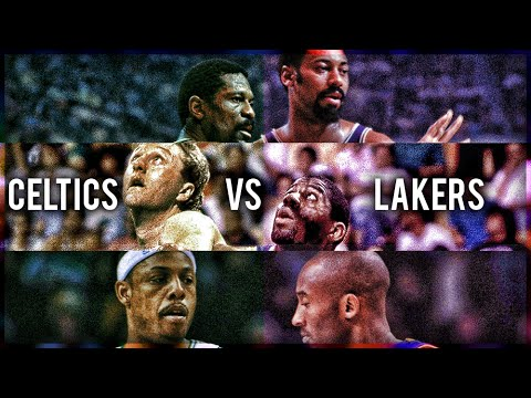LA Lakers vs Boston Celtics - THE FULL COMPARISON