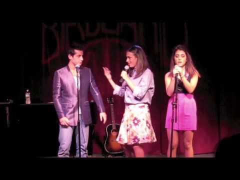 Miranda Sings with Mr. Broadway 2007 and Ariana Grande