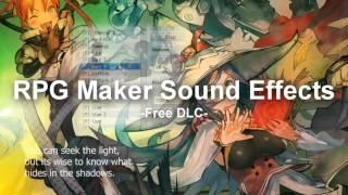 FREE RPG MAKER DLC! - RPG Maker Sound Effects